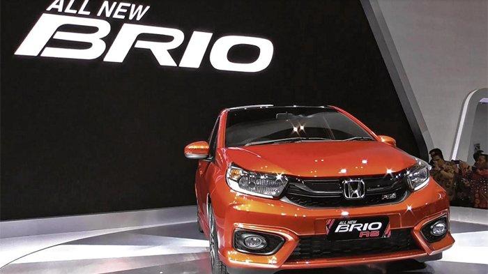 Brio Generasi ke-2 Hadir, PT Honda Prospect Motor  Pasang Target Penjualan Lebih Tinggi