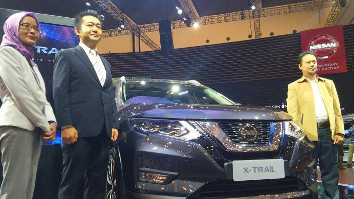 Dijual Rp530 Juta, New Nissan X-Trail Punya Sederet Fitur Baru yang Canggih