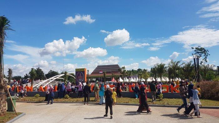Resmi Dibuka, Alun-Alun Kota Depok Habiskan Anggaran Ratusan Miliar Rupiah & Punya Beragam Fungsi