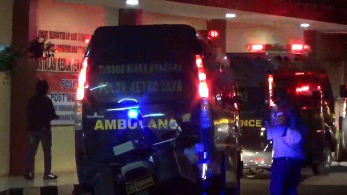 Kantong Jenazah dan Properti Penumpang Sriwijaya Terus Berdatangan ke Posko Posmortem RS Polri