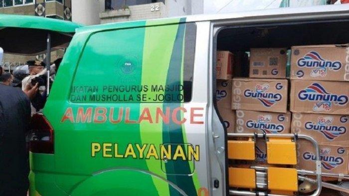 Ambulans Bawa Logistik untuk Massa 1812 Diamankan, Remaja Dampingi Sopir: Jangan Pak, Itu Bapak Saya