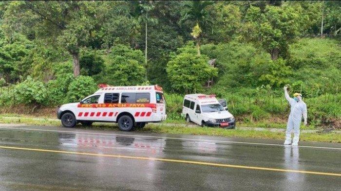 Cerita Pasien Covid-19 Harus Dibujuk Jalani Isolasi, Ambulans Sempat Kecelakaan Sebelum Tiba di RS