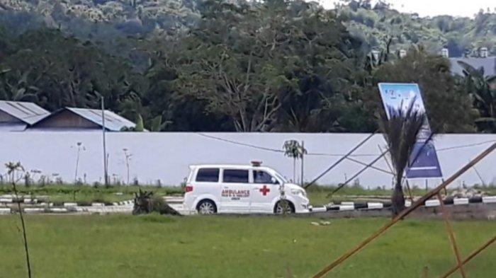 Warga Mengamuk Ambulans Pembawa Pasien Covid-19 Kesasar ke Permukiman