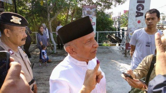 Prabowo Bertemu Jokowi: Amien Rais Singgung Nyelonong, Sandiaga Sarankan Tetap Jadi Oposisi