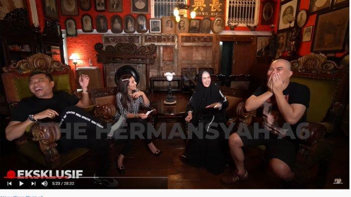 Mulan Jameela Beberkan Rahasia Terbesar Ahmad Dhani, Anang Hermasyah Kaget: Dari Dulu Aku Gak Tahu