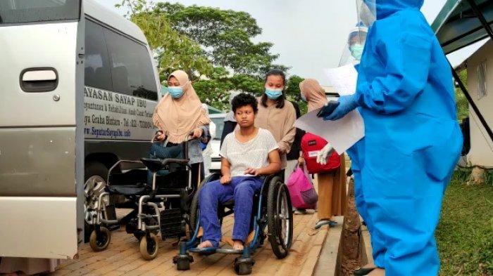 7 Anak Disabilitas Yayasan Sayap Ibu Terpapar Covid-19, 5 Karantina di RLC, 2 Dirawat Karena DBD