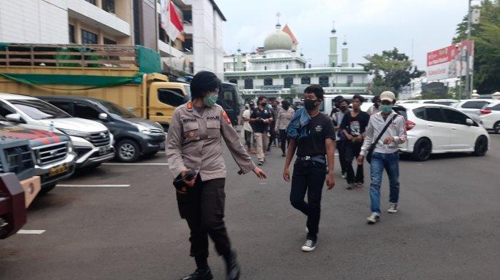 Hendak Demo Omnibus Law di Istana, Dua Pelajar SD Diciduk Polisi