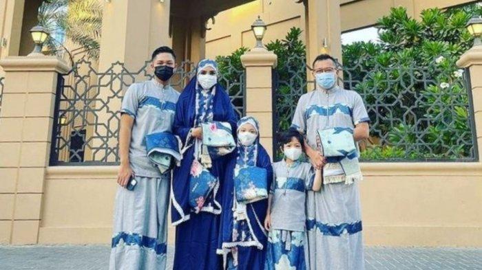 Suasana Haru Ashanty Lebaran di Dubai Tanpa Aurel, Anang: Bukan Cuma Konten, Tolong Dimaknai