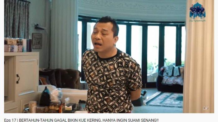 Cegah Aurel dan Ashanty Buat Kue Kering, Anang Hermansyah Mengomel: Kan Gak Pernah Enak Bun