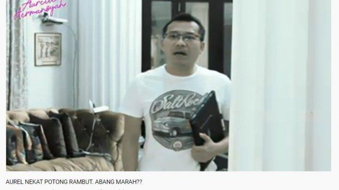 Lihat Aurel Potong Rambut Sependek Ini, Anang Hermansyah Sontak Terkejut: Ya Allah Jelek Banget!