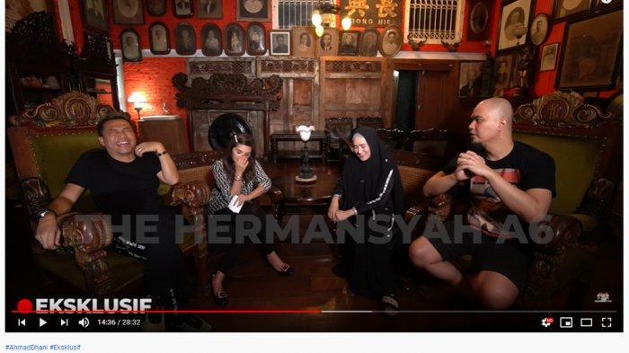 Di Depan Istri, Ahmad Dhani Blak-blakan Rindukan Hal Ini Selama di Bui, Anang Hermansyah Terbahak