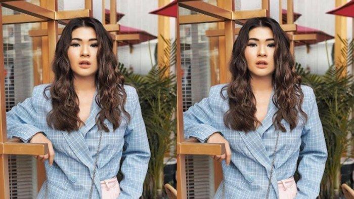Bold Style ala Anastasia Siantar, Padupadankan Pakaian Sehari-hari Tapi Tetap Elegan