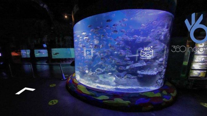 Liburan Akhir Tahun, Ancol Siapkan Wisata Virtual Berkonsep 360 Derajat