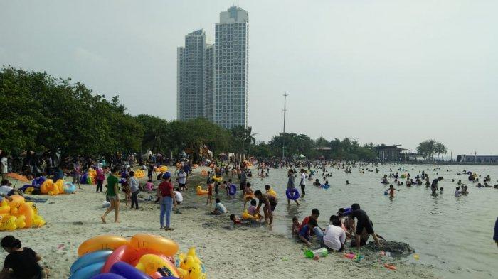 Hari Lebaran, Pengunjung Ancol Tembus 37.372 Orang