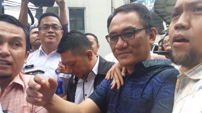 RSKO Tunggu Permintaan Polisi dan BNN untuk Periksa Andi Arief Lebih Lanjut