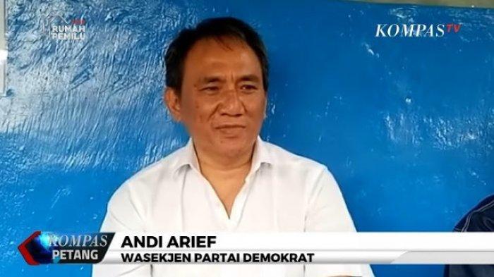 Cuitan Andi Arief setelah Ditangkap: Tak Ingin Berakhir karena Narkoba, Minta Doa Ingin Jadi Benar