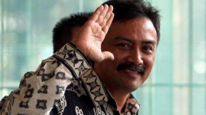 Wacana Gerindra Gabung Koalisi Jokowi, Reaksi Spontan Andi Mallarangeng Tuai Senyuman