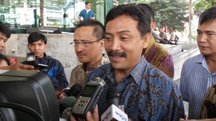 BPN Ajukan Gugatan Pilpres ke MK, Andi Mallarangeng: Tantangan Berat Harus Membalikkan 9 Juta Data