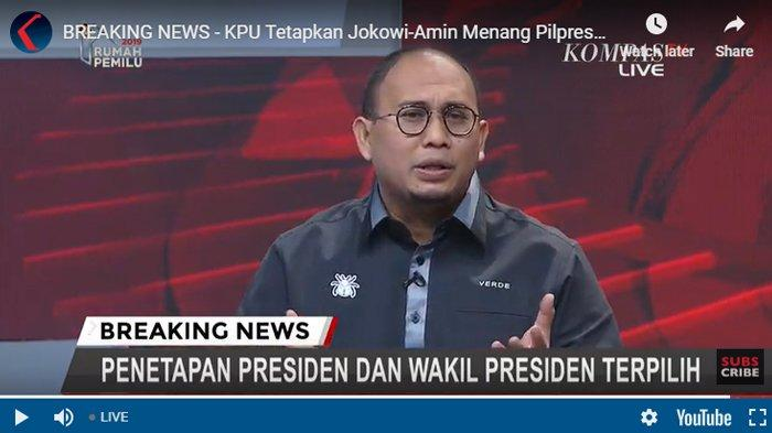 Gerindra Sebut Prabowo Cuma Pikirkan Bangsa, Burhanuddin Muhtadi: Sudjiwo Tedjo Akan Tertawa Kencang