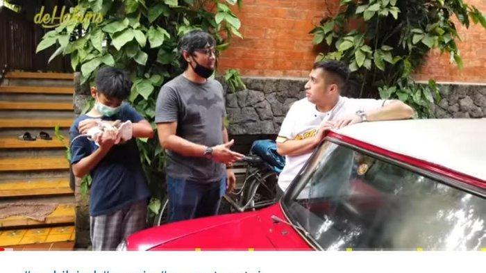 Tiba-tiba Andre Taulany Tawar Mini Coopernya Dengan Harga Segini, Irfan Hakim Kaget: Enak Aja Lu!