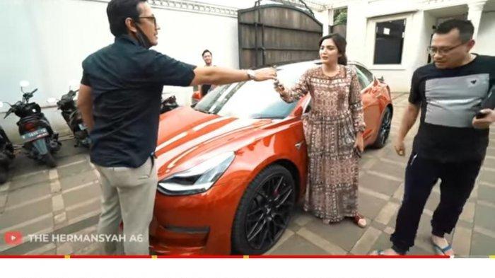 Rumah Anang & Ashanty Jatuh ke Tangan Andre Taulany, Mobil Listrik Rp 2,6 M Jadi DP Istana Cinere