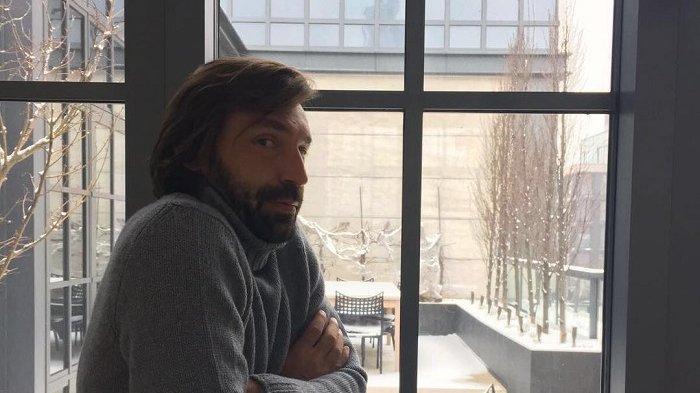Tandatangan Kontrak Selama 2 Tahun, Andrea Pirlo Gantikan Maurizio Sarri Jadi Pelatih Juventus