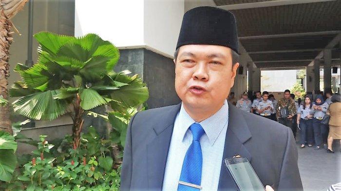 Andri Yansyah mantan Kadishub DKI Jakarta telah dilantik menjadi Kepala Dinas Tenaga Kerja dan Transmigrasi DKI Jakarta, Selasa, (25/9/2018).