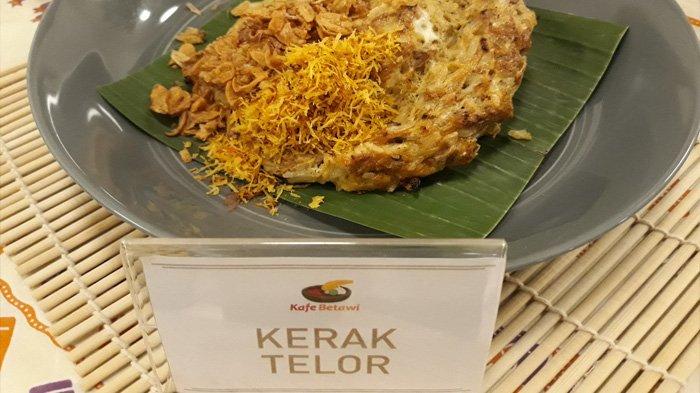 Cemilan Jajan Pasar Jadi Menu Baru di Kafe Betawi Cilandak Town Square, Yuk Intip!