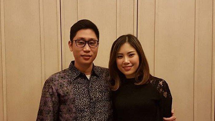 Terungkap Suami Angela Tanoesoedibjo, Wakil Menteri Wishnutama, Punya Jabatan Penting di Singapura
