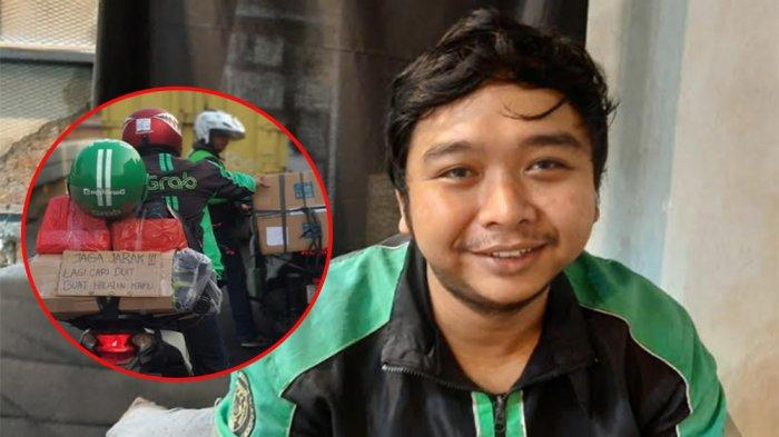 Viral di Medsos, Driver Ojol Ini Sediakan Fasilitas untuk Penumpangnya: Anti Teriak-Teriak Club