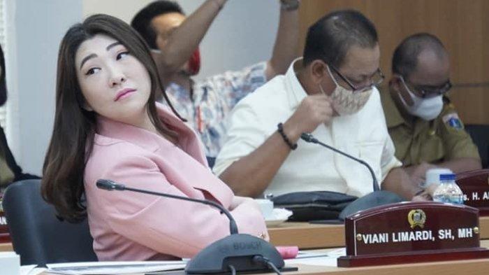 Anggota DPRD DKI Jakarta Fraksi PSI, Viani Limardi. Berikut sosok Anggota DPRD DKI Jakarta Viani Limardi yang dipecat DPP Partai Solidaritas PSI (PSI).