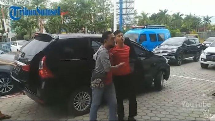 Anggota DPRD Palembang Doni SH ditangkap BNN Sumsel karena menjadi Bandar Narkoba, Selasa (22/9/2020).