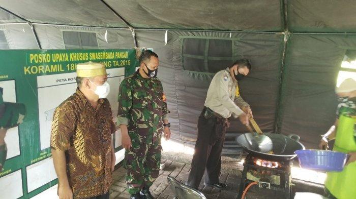 DPRD Kota Tangerang Apresiasi Dapur Umum TNI/Polri untuk Warga Terdampak Covid-19