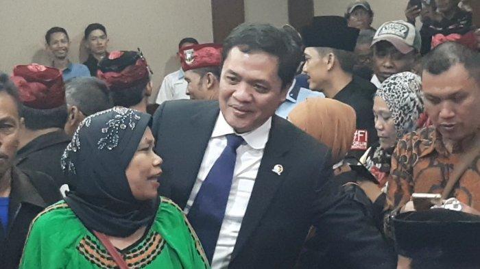 Habiburokhman Datangi PN Jakarta Pusat Beri Dukungan Lutfi Alfiandi