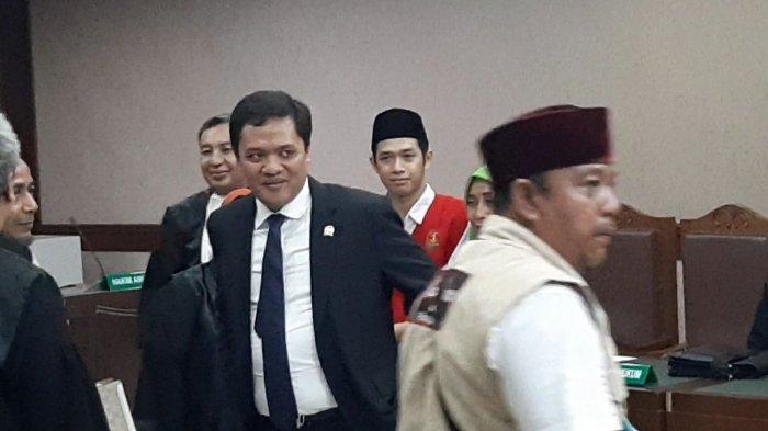 Sidang Pembacaan Putusan, Anggota DPR RI Dukung Lutfi Alfiandi di Pengadilan Negeri Jakpus