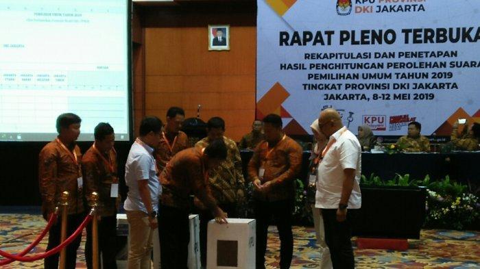 Raih 8.826 Suara, Jokowi-Maruf Unggul Tipis dari Prabowo-Sandi di Kepulauan Seribu