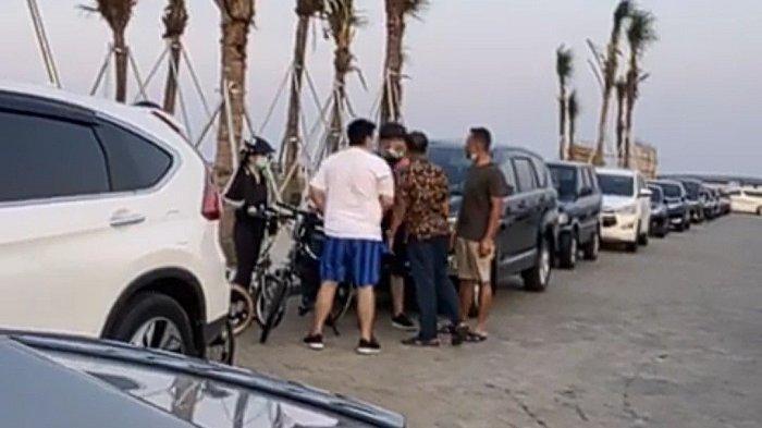 Viral di Medsos Pria Mengaku Polisi Cekcok dengan Pesepeda di PIK 2: Gegara Parkir, Begini Endingnya