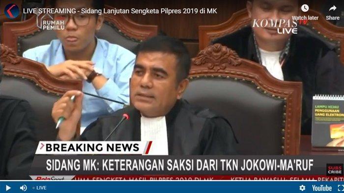 Diprotes KPU Karena Ucap Ini Saat Tanya Saksi 01, Teuku Nasrullah: Tak Akan Cabut Pernyataan Itu