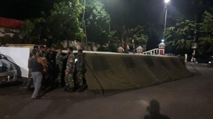 Kondisi Belum Stabil, Prada MI Belum Beri Keterangan ke POM TNI Terkait Perusakan Mapolsek Ciracas
