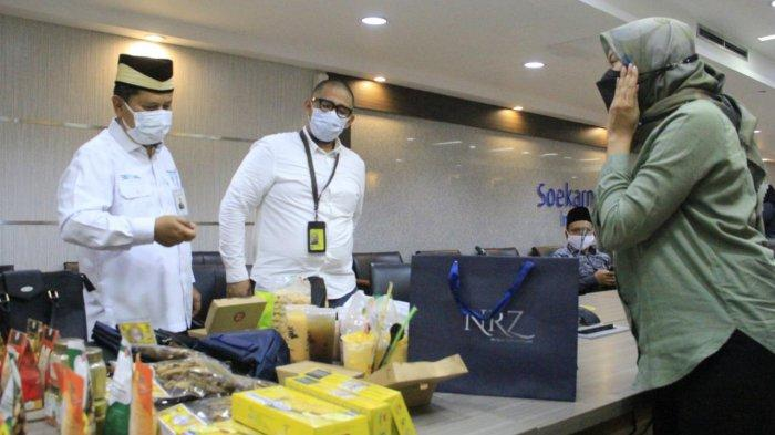 Bandara Soekarno-Hatta Gelontorkan Miliaran Rupiah Bantu UMKM di Tengah Pandemi Covid-19