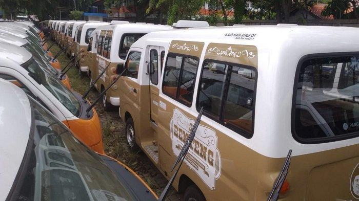 Hore, Angkutan Umum di Kota Tangerang Digratiskan Selama Sepekan