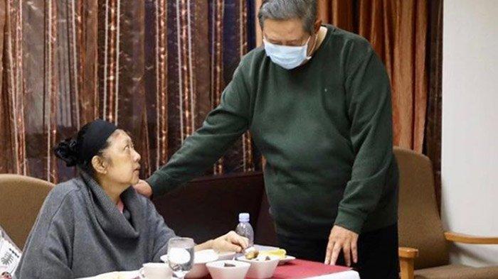 Mengaku Tak Nafsu Makan, Ani Yudhoyono Beberkan Peran SBY: Agar Bisa Melawan Sel Kanker