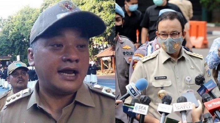 Gubernur Anies Putuskan Copot Wali Kota Jakpus dan Kadis DLH Tak Sembarangan: Abai dan Lalai