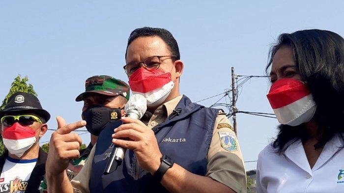 Gubernur Anies dan Pangdam Jaya Resmikan Sentra Vaksinasi Serviam di Santa Ursula