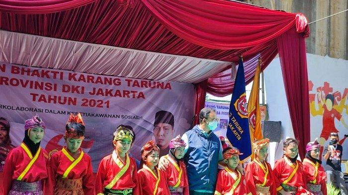 Mas Anies Minta Karang Taruna Jakarta Harus Paling Aktif di Indonesia