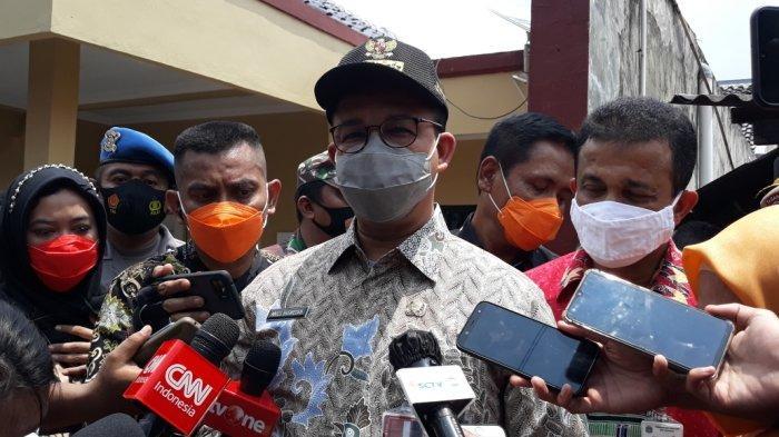 Jokowi Larang Mudik Lebaran 2021, Gubernur Anies: DKI Sudah Punya Aturan Itu dari Dulu