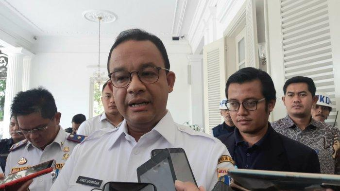 Gubernur DKI Anies Baswedan Ungkap Harapan Ciputra untuk Kota Jakarta