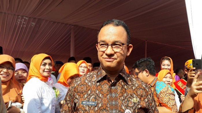 Ingin Urus Jakarta, Anies Baswedan Ogah Tanggapi Deklarasi Dirinya Maju Pilpres 2019