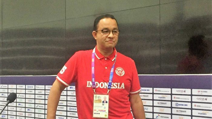 Bonus Asian Games 2018 Atlet DKI Belum Turun, Anies Baswedan: Nanti Surprise