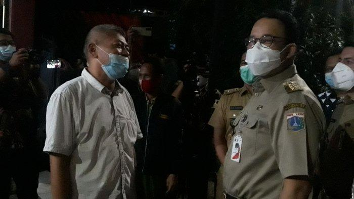 Soal Penanganan Banjir Kali Ciliwung, Gubernur DKI Anies Baswedan: Itu Nanti Bertahap